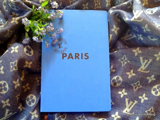"LOUIS VUITTON City Guide ""PARIS"""