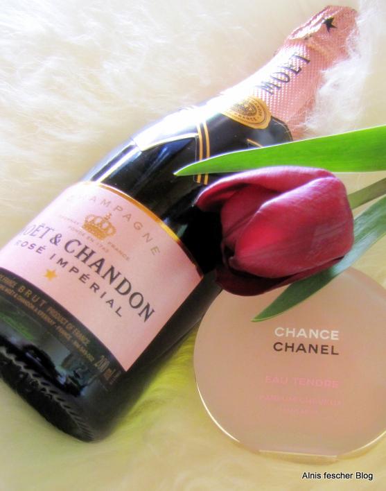 Chanel Chance Eau Tendre – Hair Mist